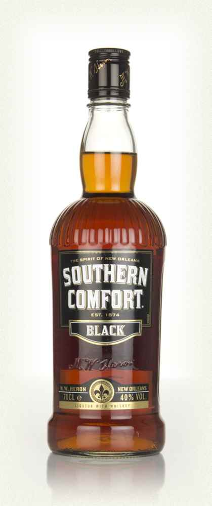 SOUTHERN COMFORT BLACK 750 ML