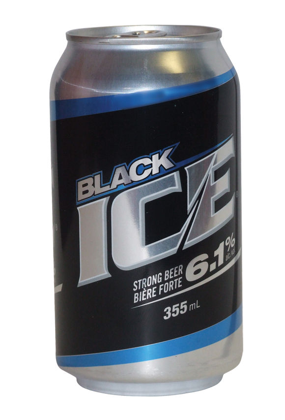 BLACK ICE 8 PACKS 355 ML