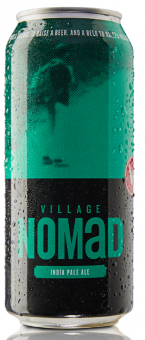 VILLAGE NOMAD- IPA 4 CAN
