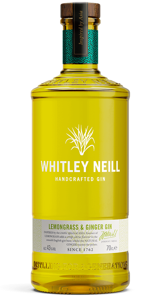 WHITLEY NEILL LEMONGRASS GINGER GIN 750 ML