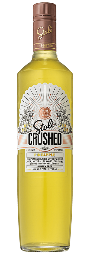 STOLICHNAYA CRUSHED PINEAPPLE