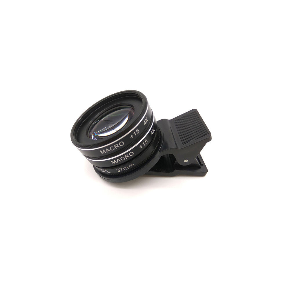 30X Macro Cell Phone Camera Lens Clip On Lens for iPhone / Samsung