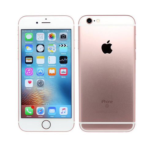 Refurbished Apple iPhone 6S 16GB / 64GB / 128GB Unlocked Rose Gold