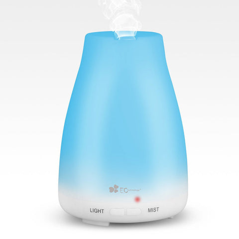 Mist Aroma Ultrasonic Humidifier Essential Oil Diffuser Color Changing