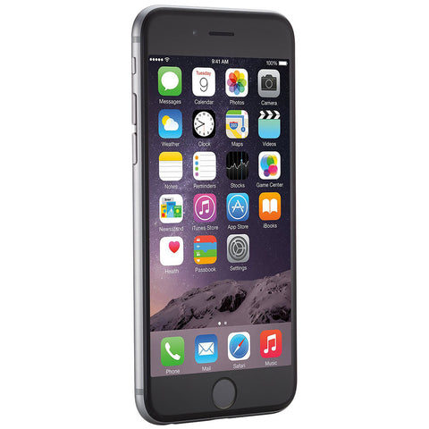 Gray Refurbished Apple iPhone 6 Without Fingerprint 16 / 64 / 128GB