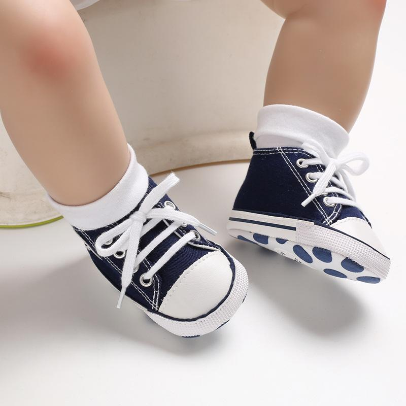 Baby Soft Canvas Shoes