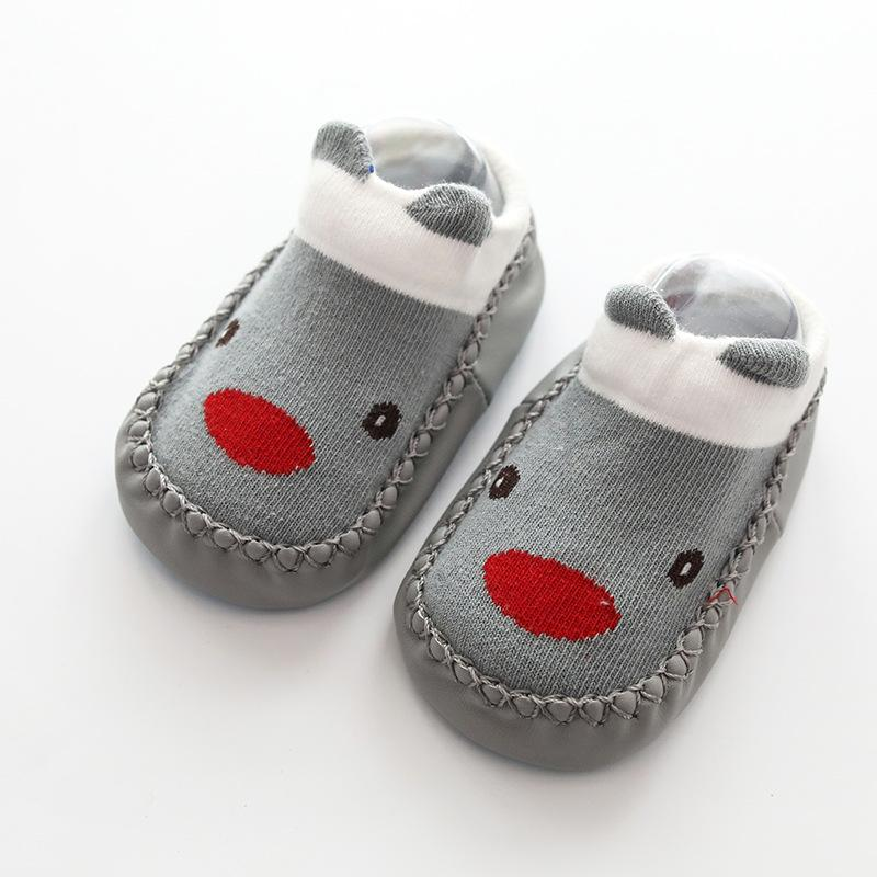 Baby Anti-slip Cotton Floor Socks