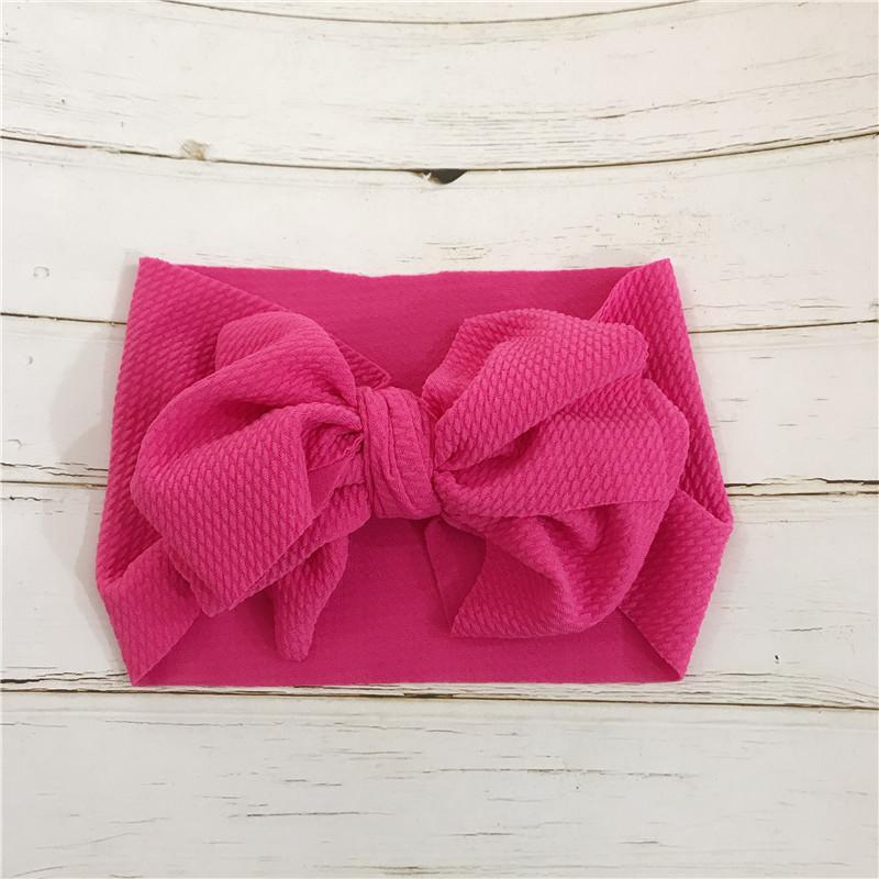 NEW Baby Big Bowknot Headband Bows