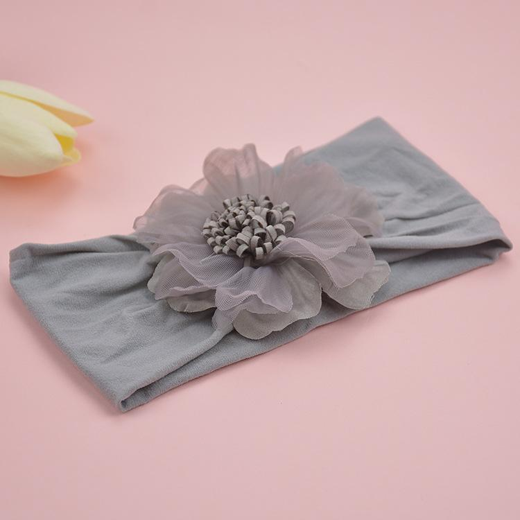 New Baby 3D Flower Headband Hairband