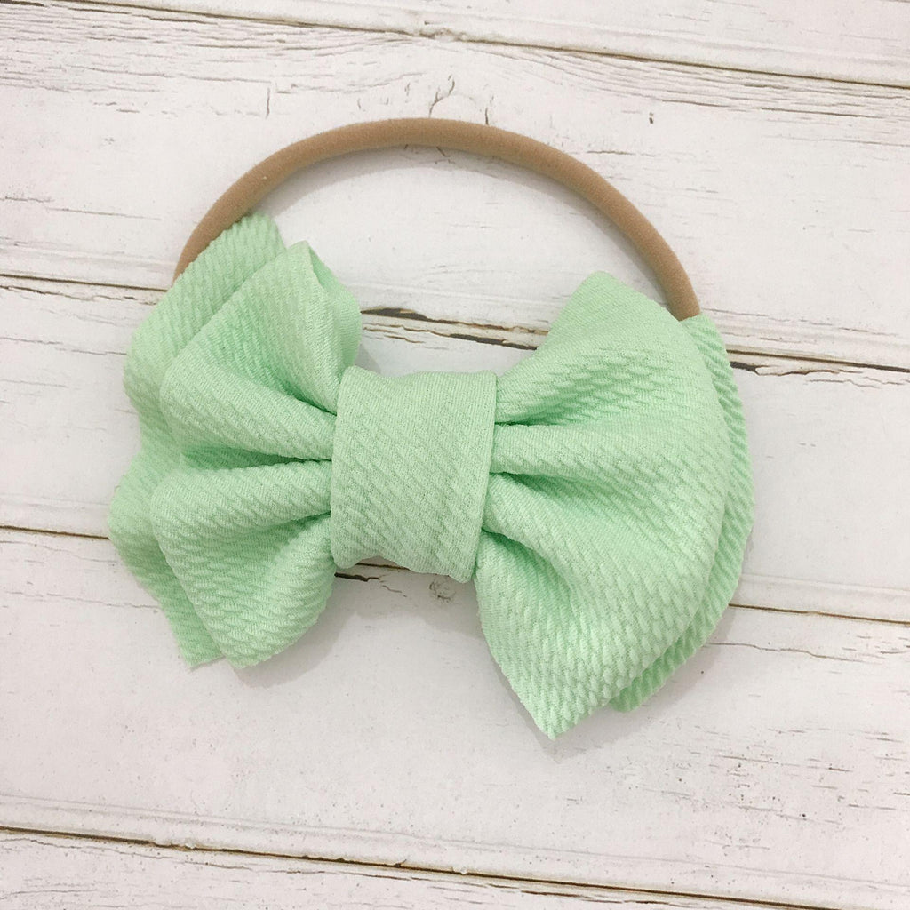 Baby Big Bowknot Hairband Headbands