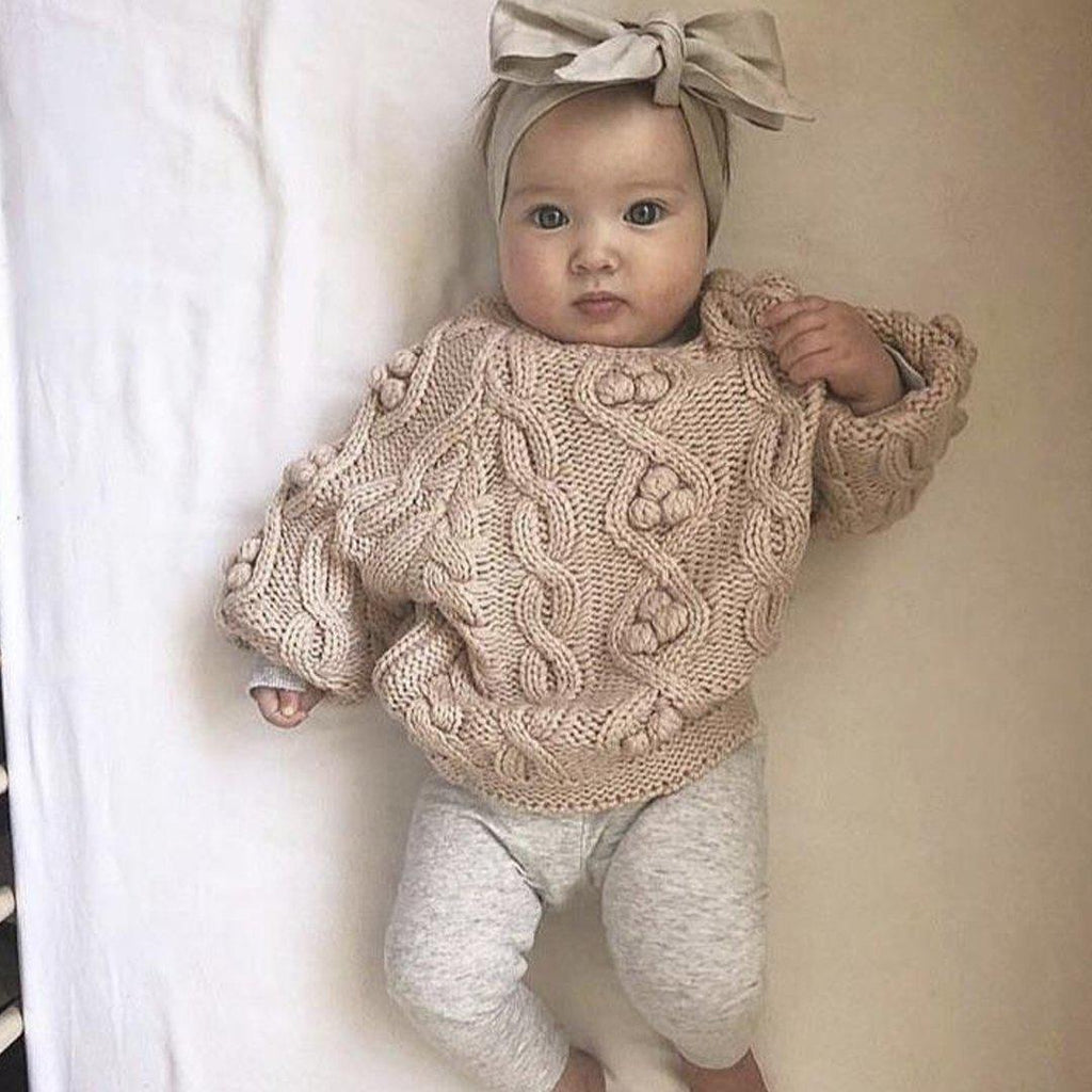 Handmade Lovely Baby Sweater