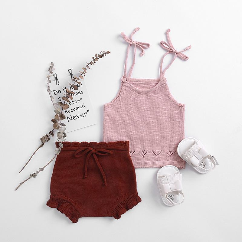2-Piece Baby Girl Sets