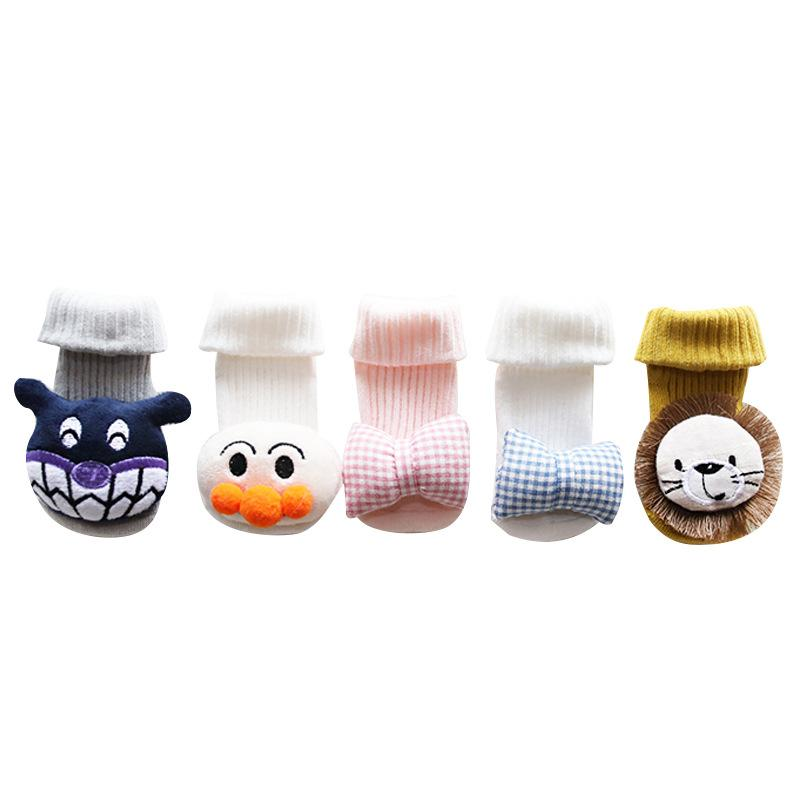 Baby Cartoon Non-Slip Socks