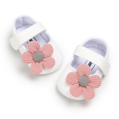 Baby girl princess shoes Flower