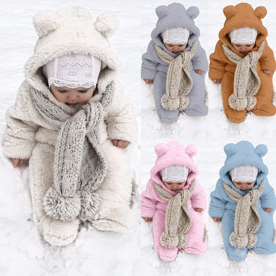 Autumn & Winter Baby New Romper