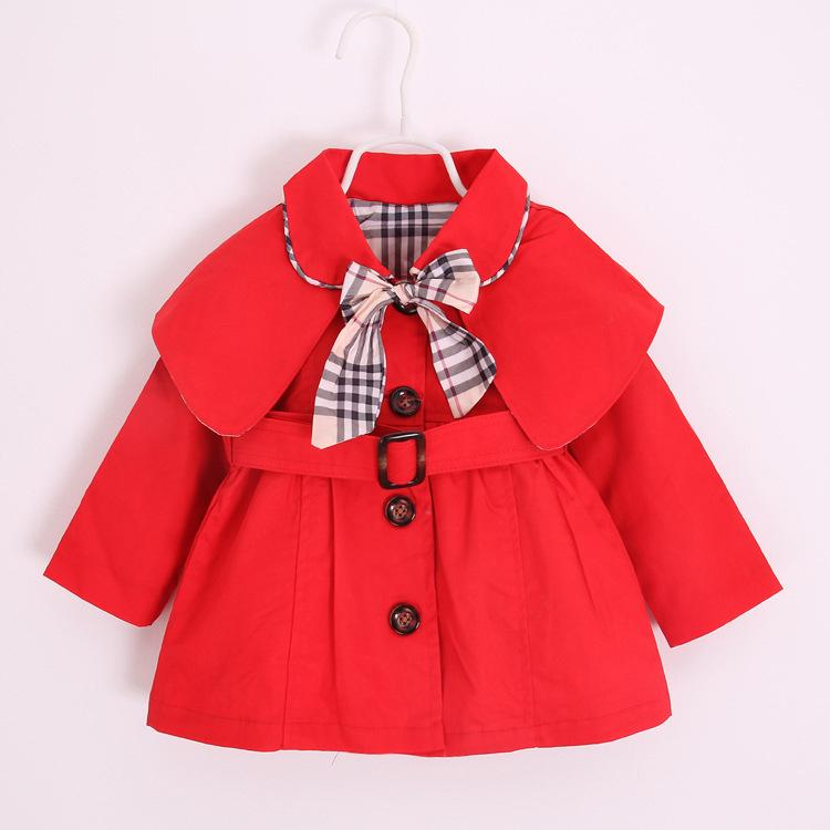 Girl Princess Cotton Coat