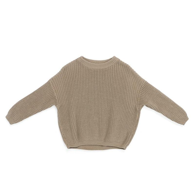 Baby Solid Color Sweater