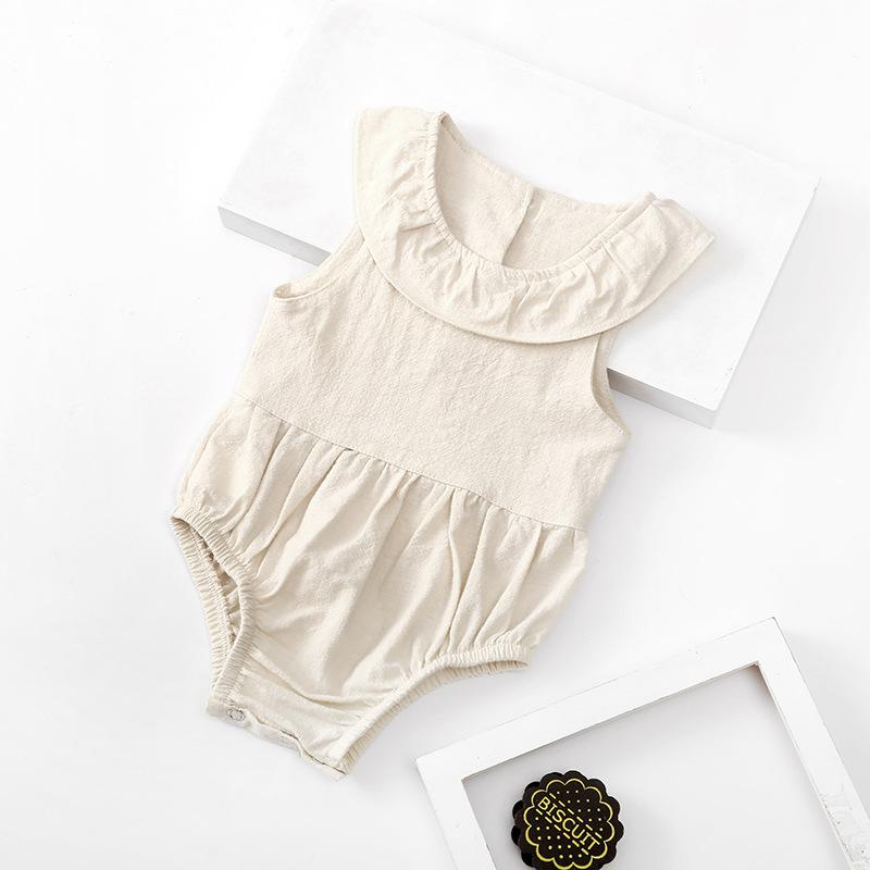 Baby Girl Pure Romper
