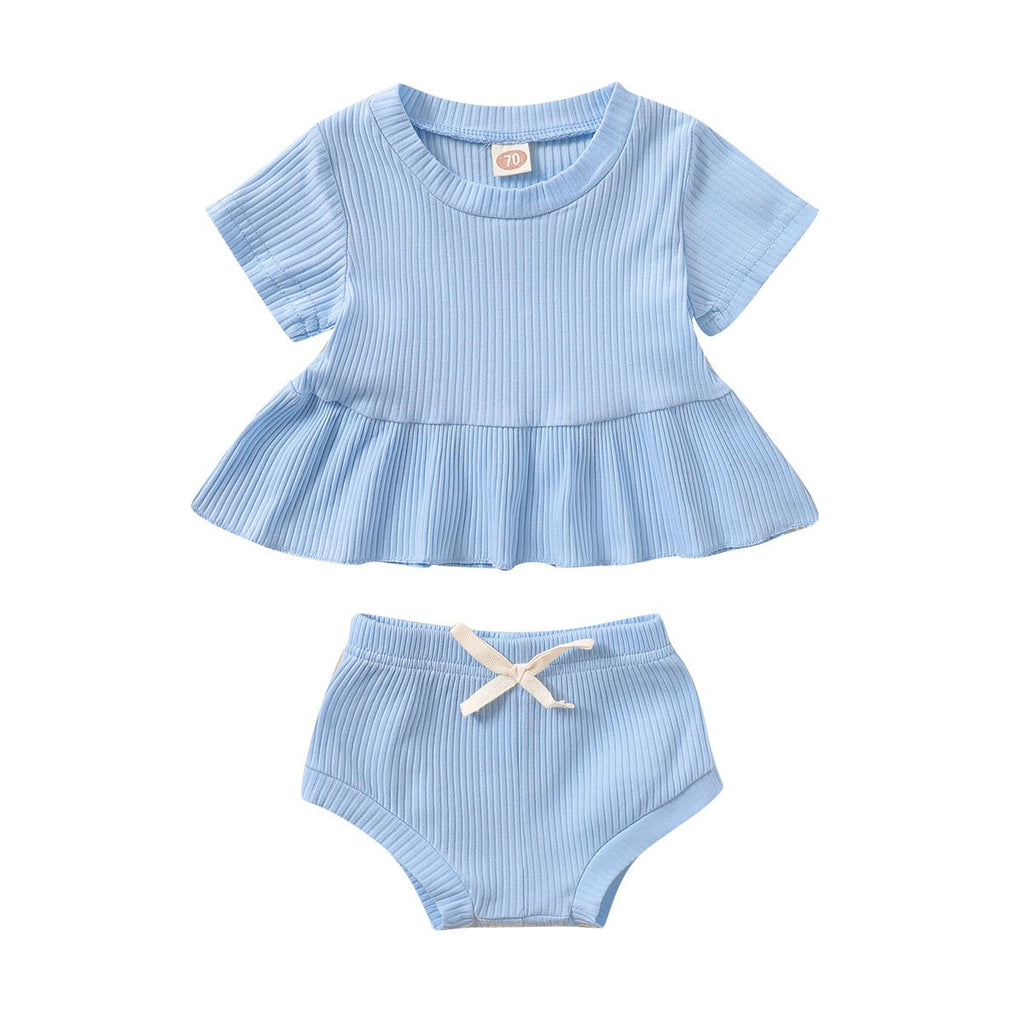 2-Piece Babygirl Pure Suit
