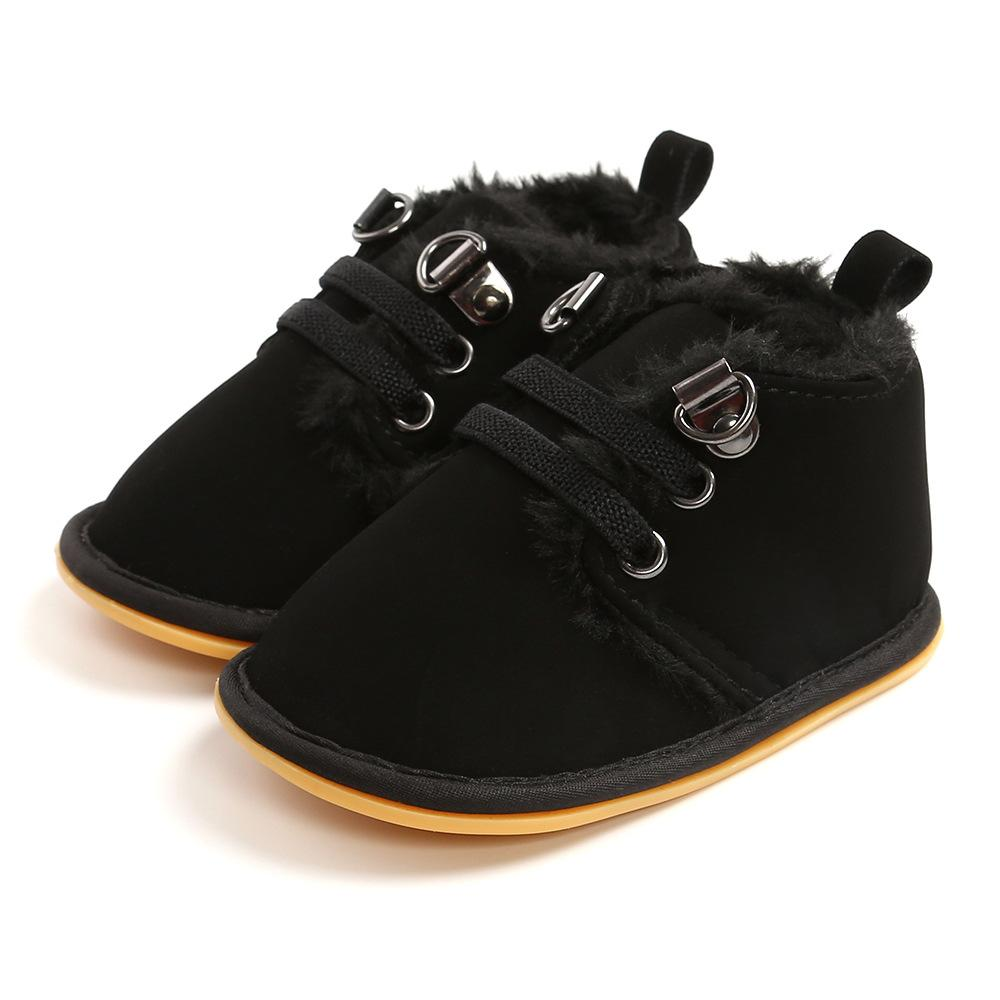 Baby Rubber-soled Non-slip Shoes