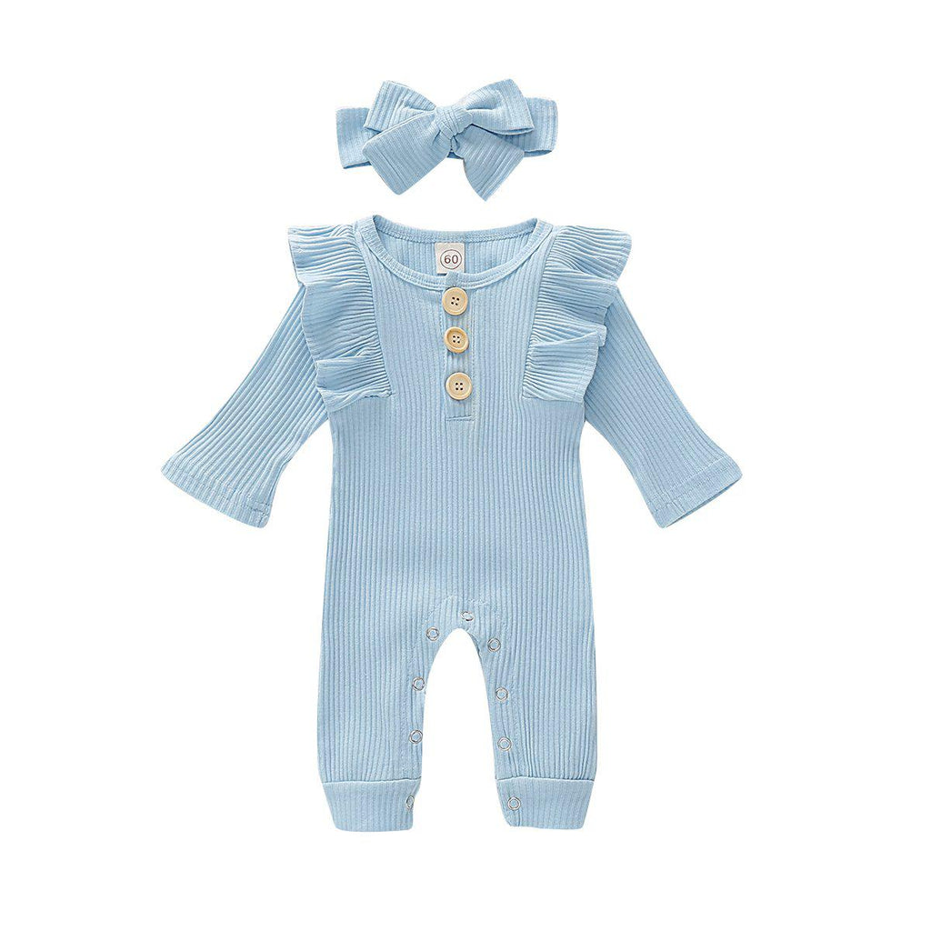 Baby Pure Cotton Romper