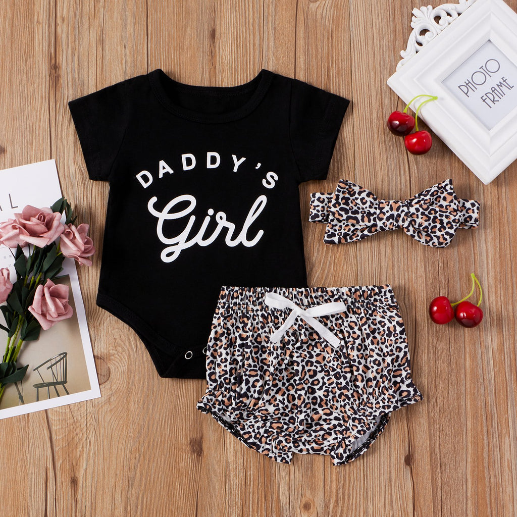 3-Piece Daddy's Girl Set