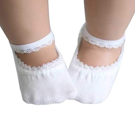 Summer New Lace Cotton Boat Socks