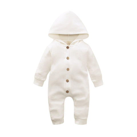 Baby Pure Cotton Hoodie