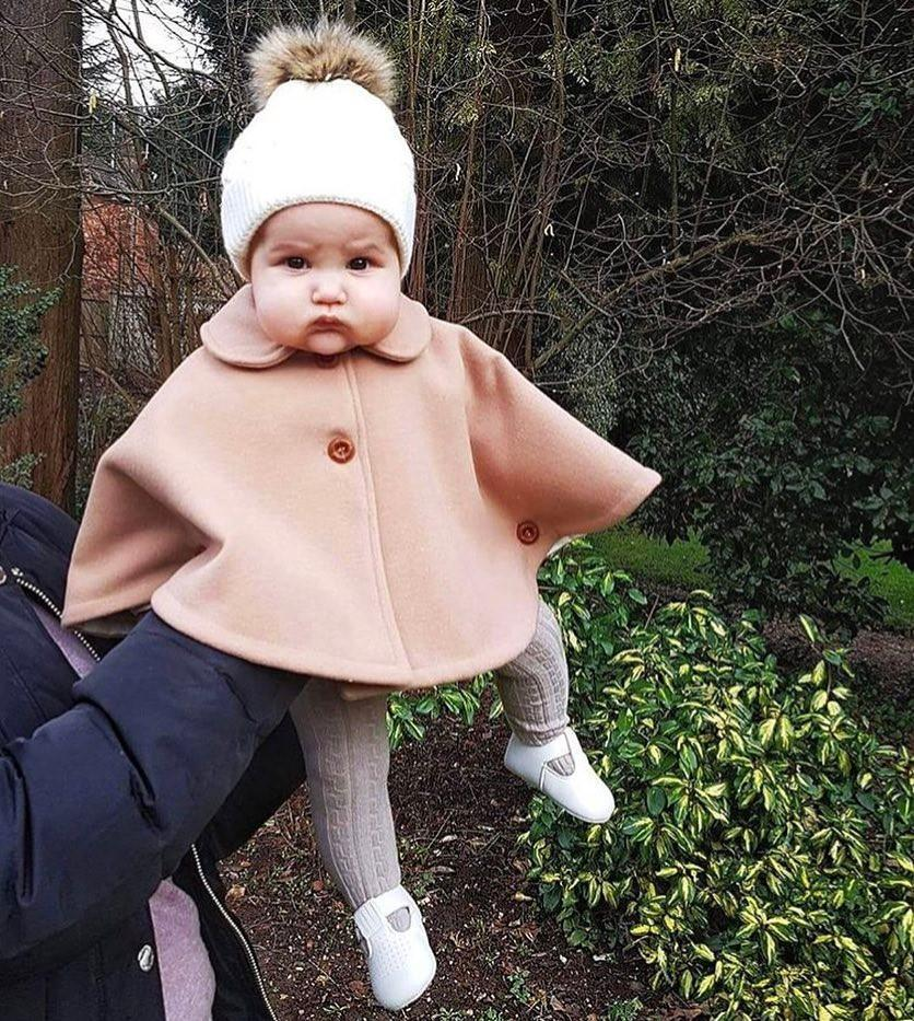Baby Cute Cloak Outfit Clothes