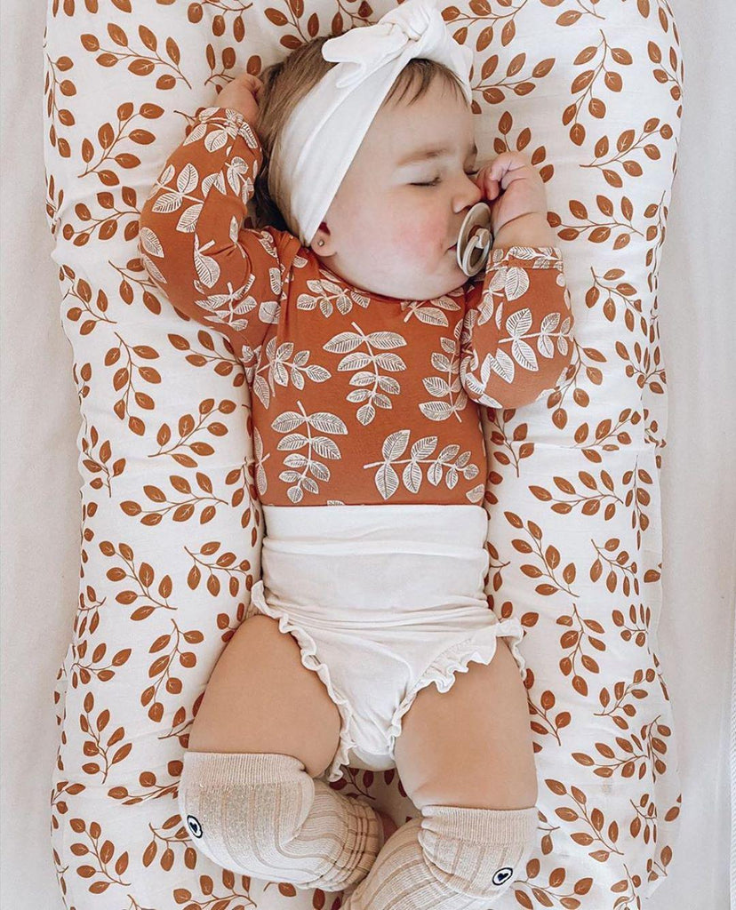 3-piece Baby Leave Set with legging