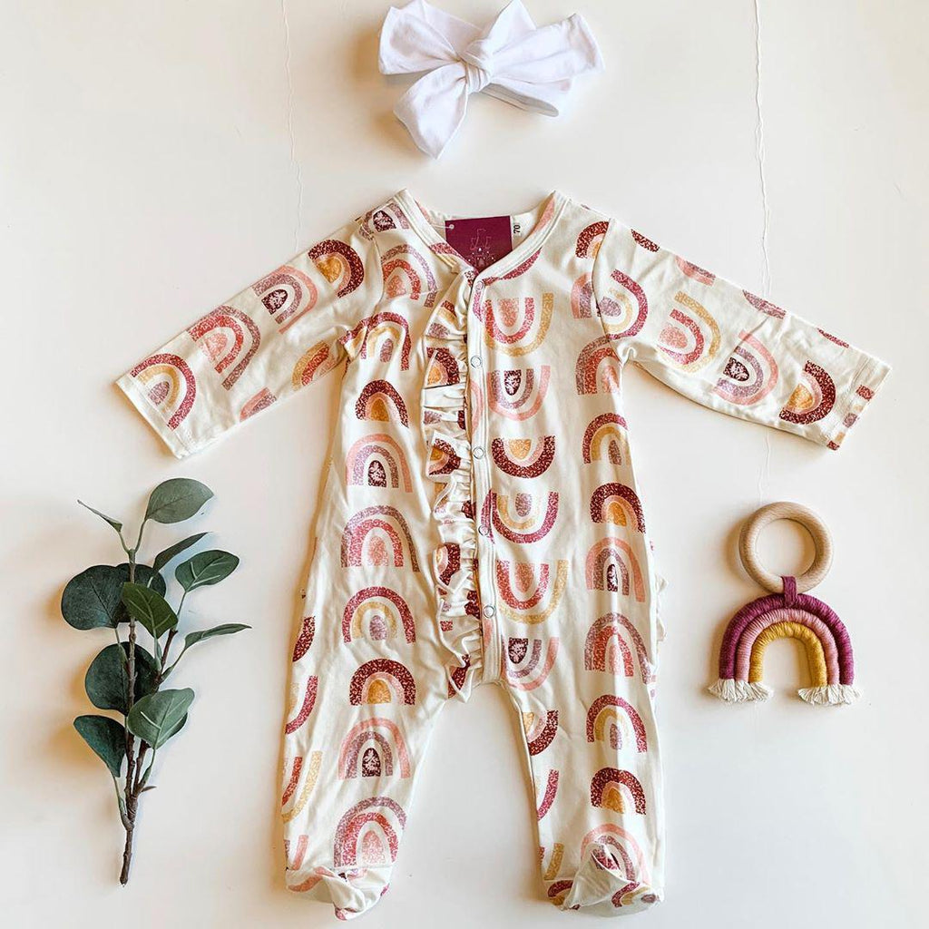2-piece Baby Rainbow Set