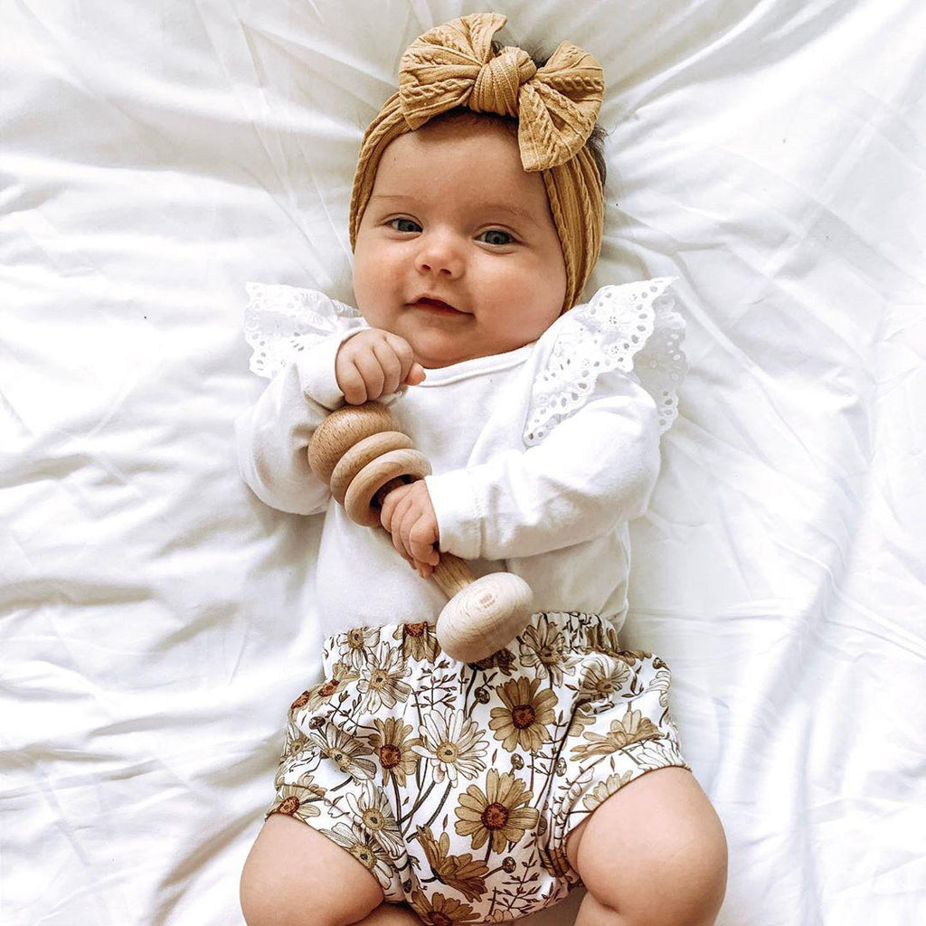 3-piece Baby Daisy Set