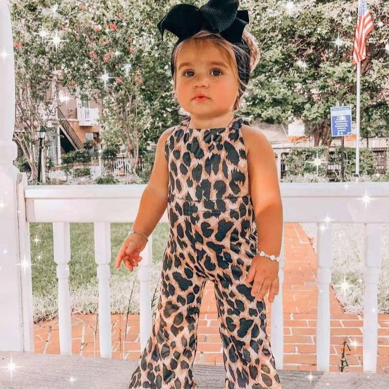 2-piece Baby Leopard Set