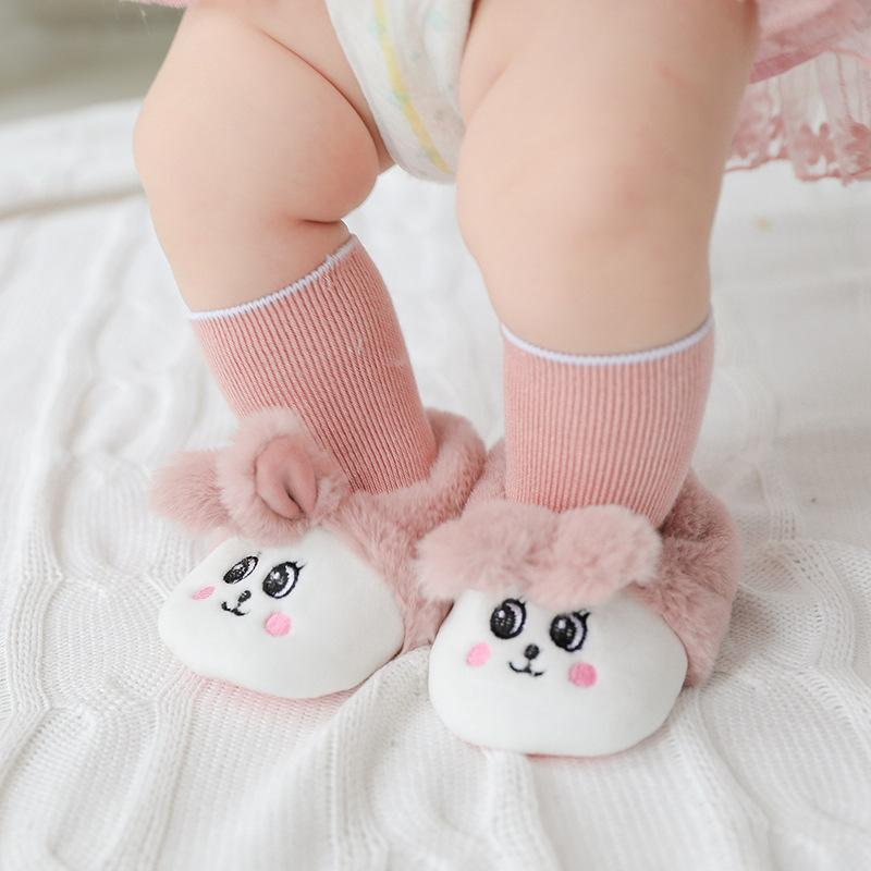 Baby Cute Non-slip Soft Bottom Shoes