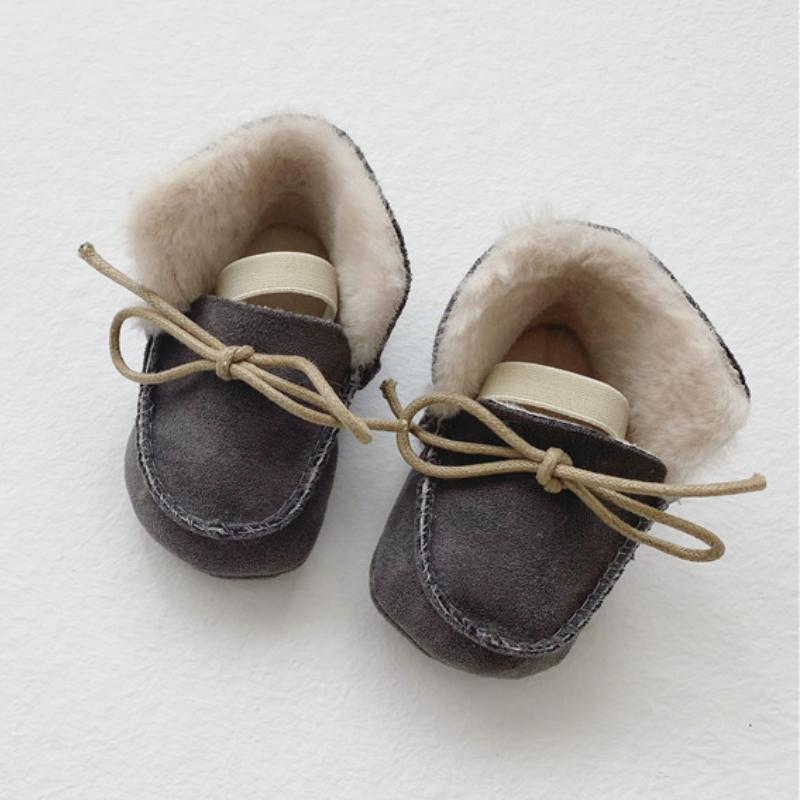 Baby Lamb Wool Toddler Shoes