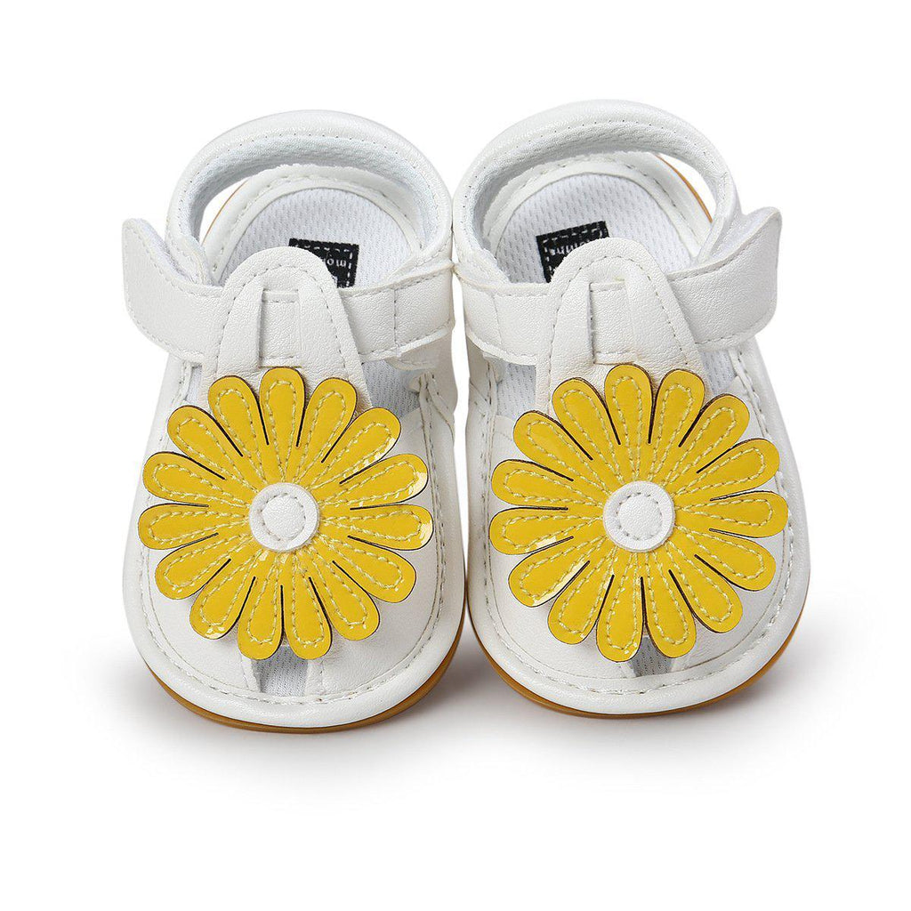 Baby 3D Flower Sandal Shoes 0-18m