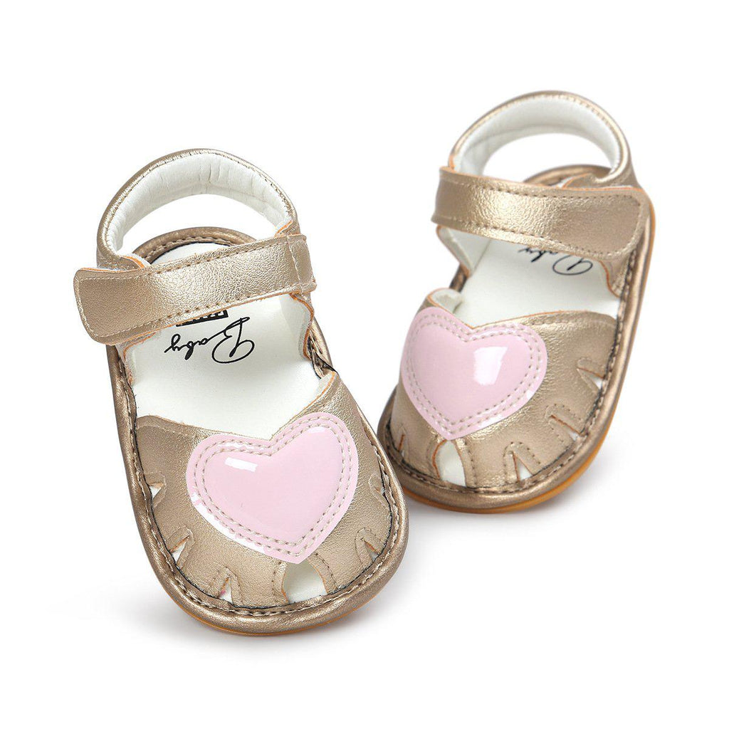 Baby Love Hollow Out Shoes  0-18m