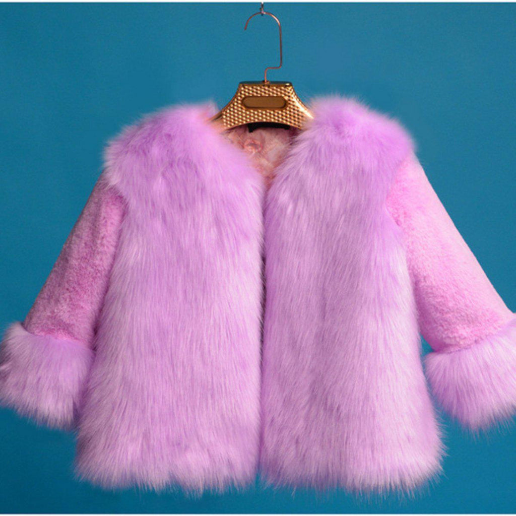 Children's Wool Coat