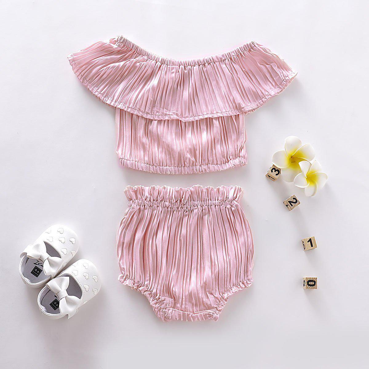 Baby Girl Pure Sets
