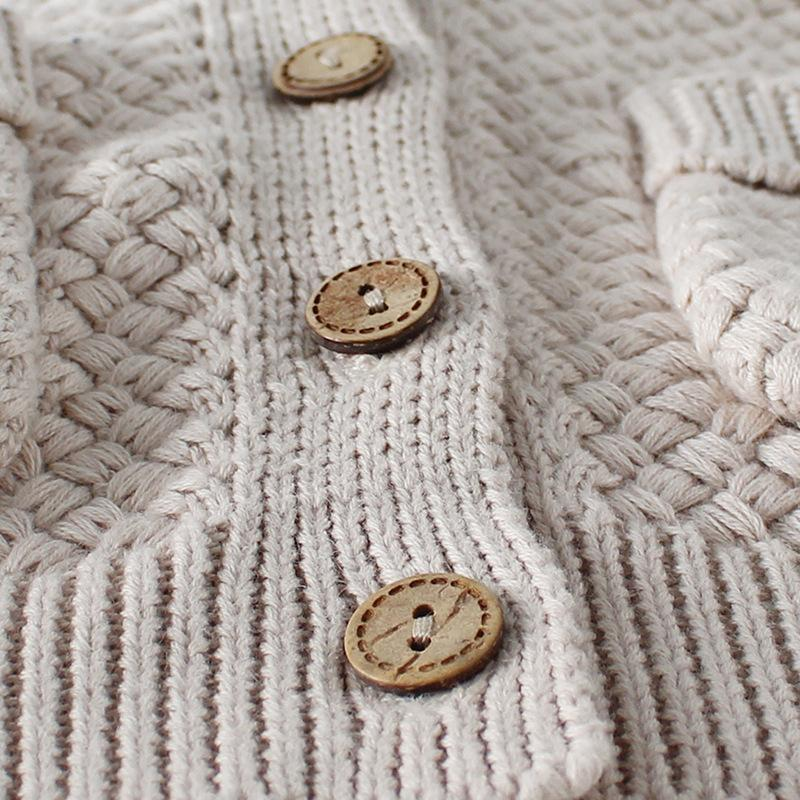 Baby Knitted Jacket Cardigan Outfits
