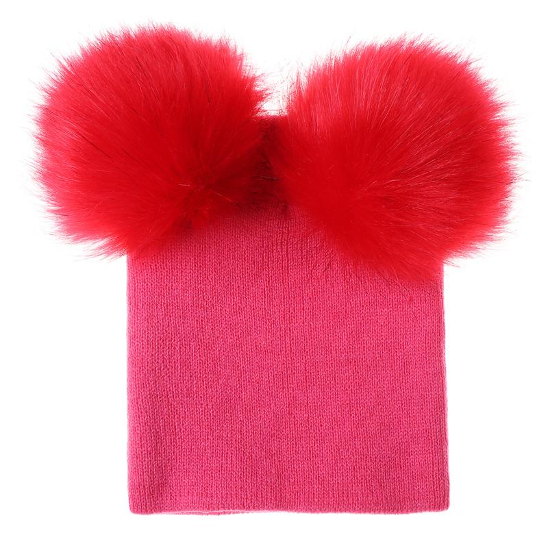 Toddler Girl Boy Winter Warm Cute Hat