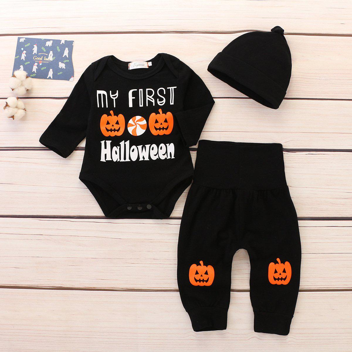 My First Halloween Festival Baby Set