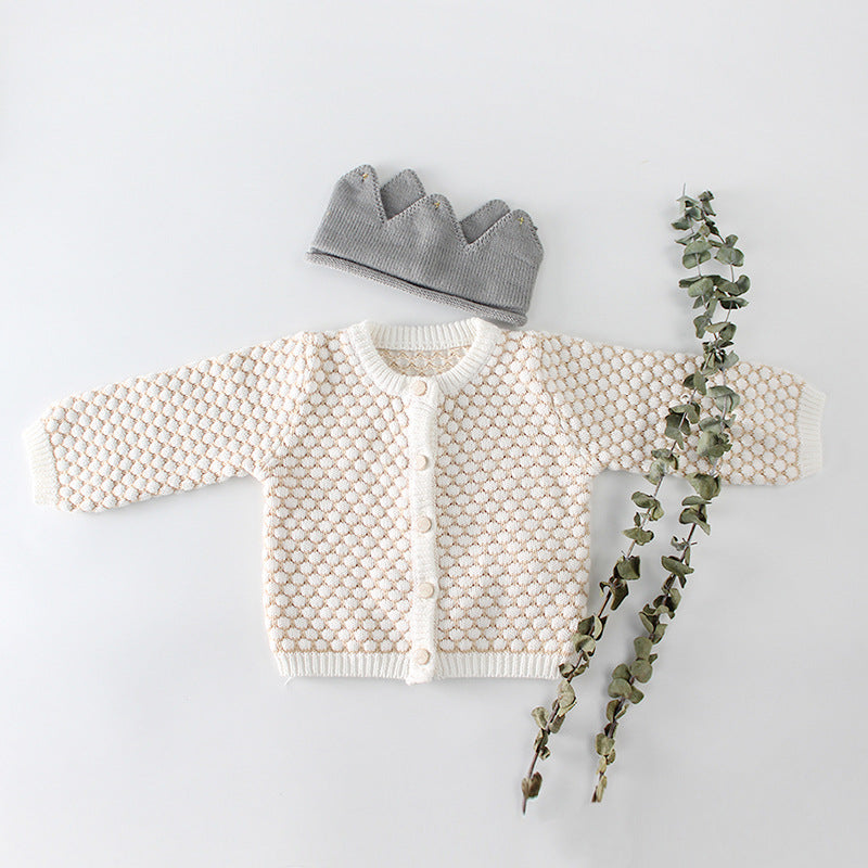 2-piece Baby Cute Sweater Set