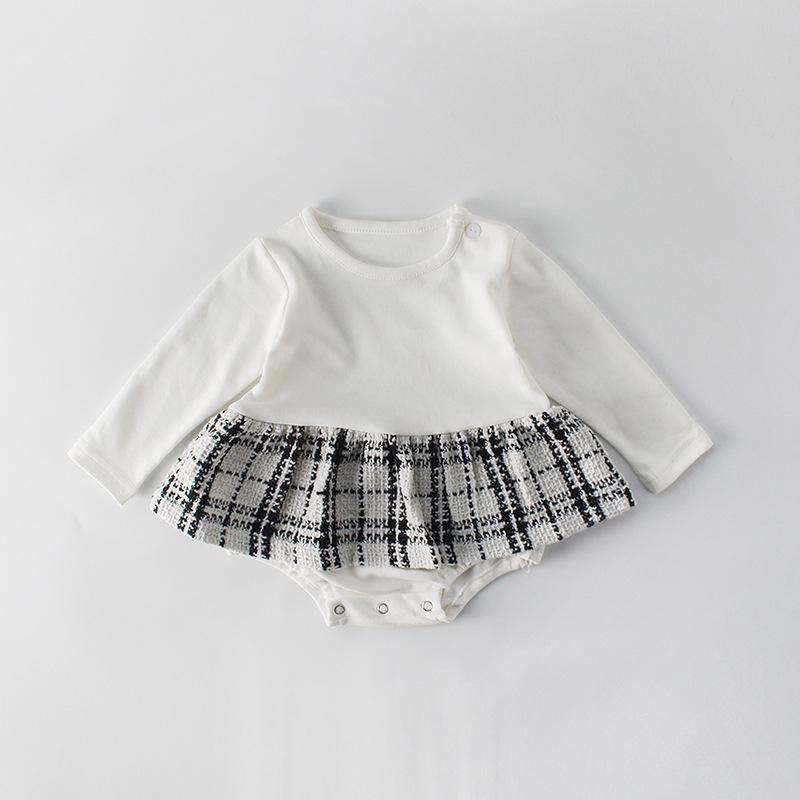 2-piece Baby little sweet princess skirt