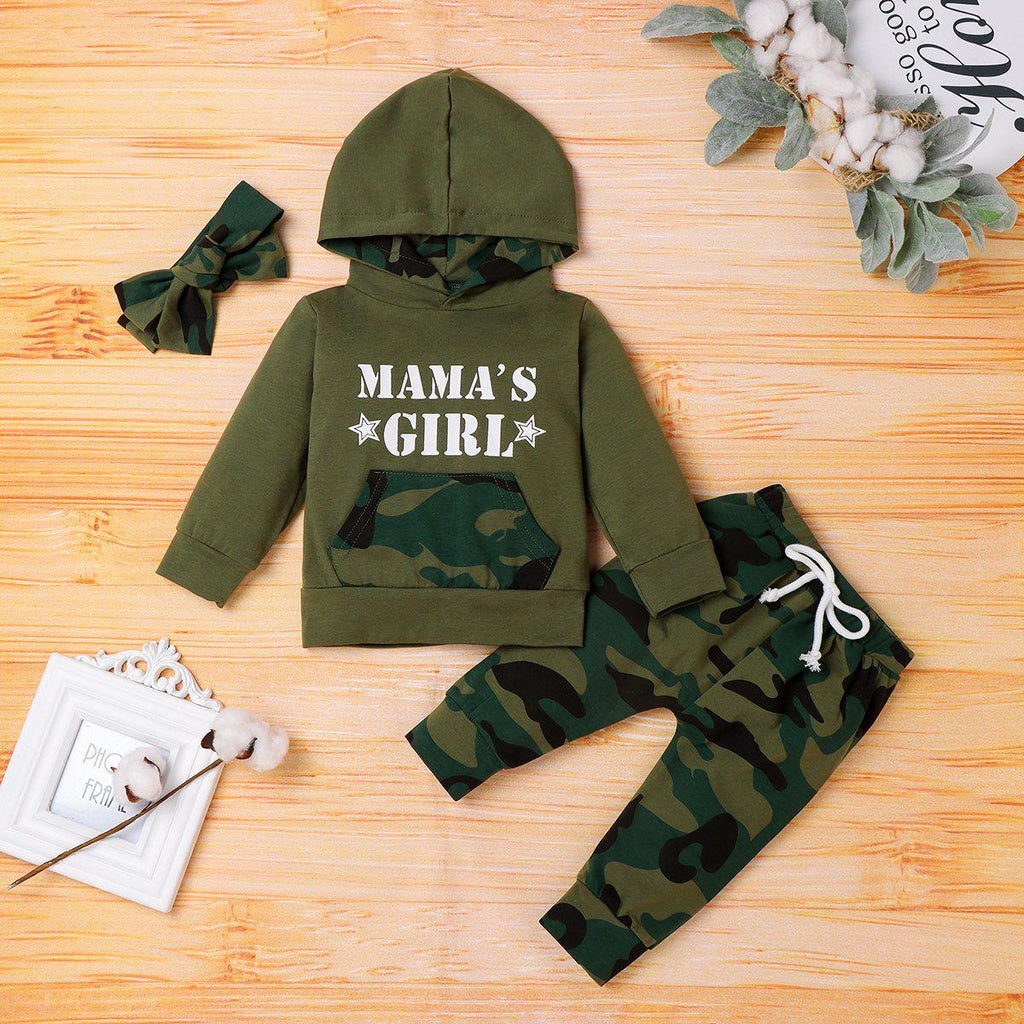 Baby Camouflage Sets