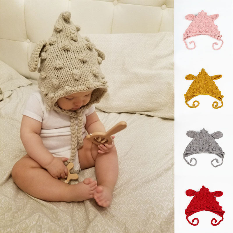 Baby Knitted Warm Hat