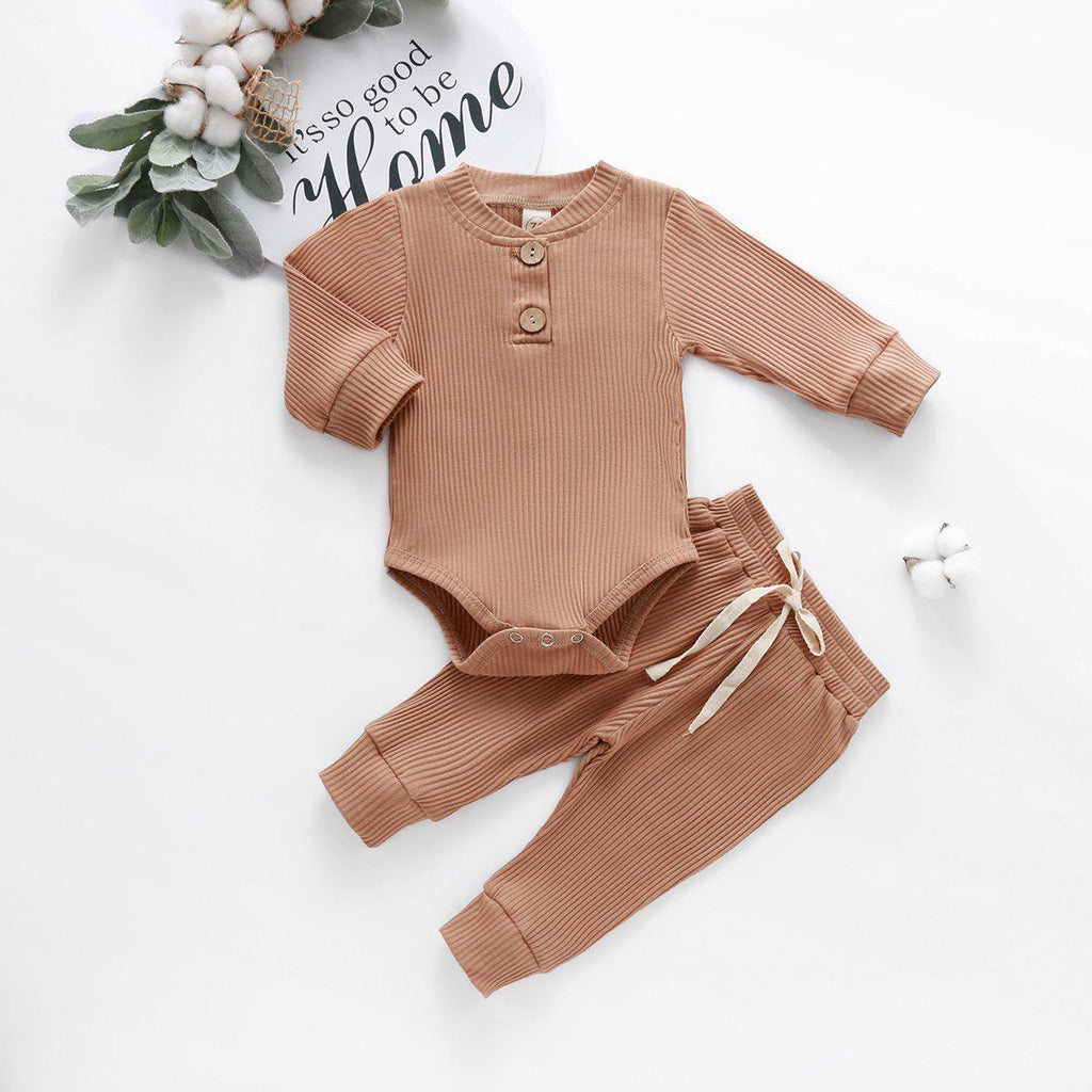 Baby Pure Romper Sets