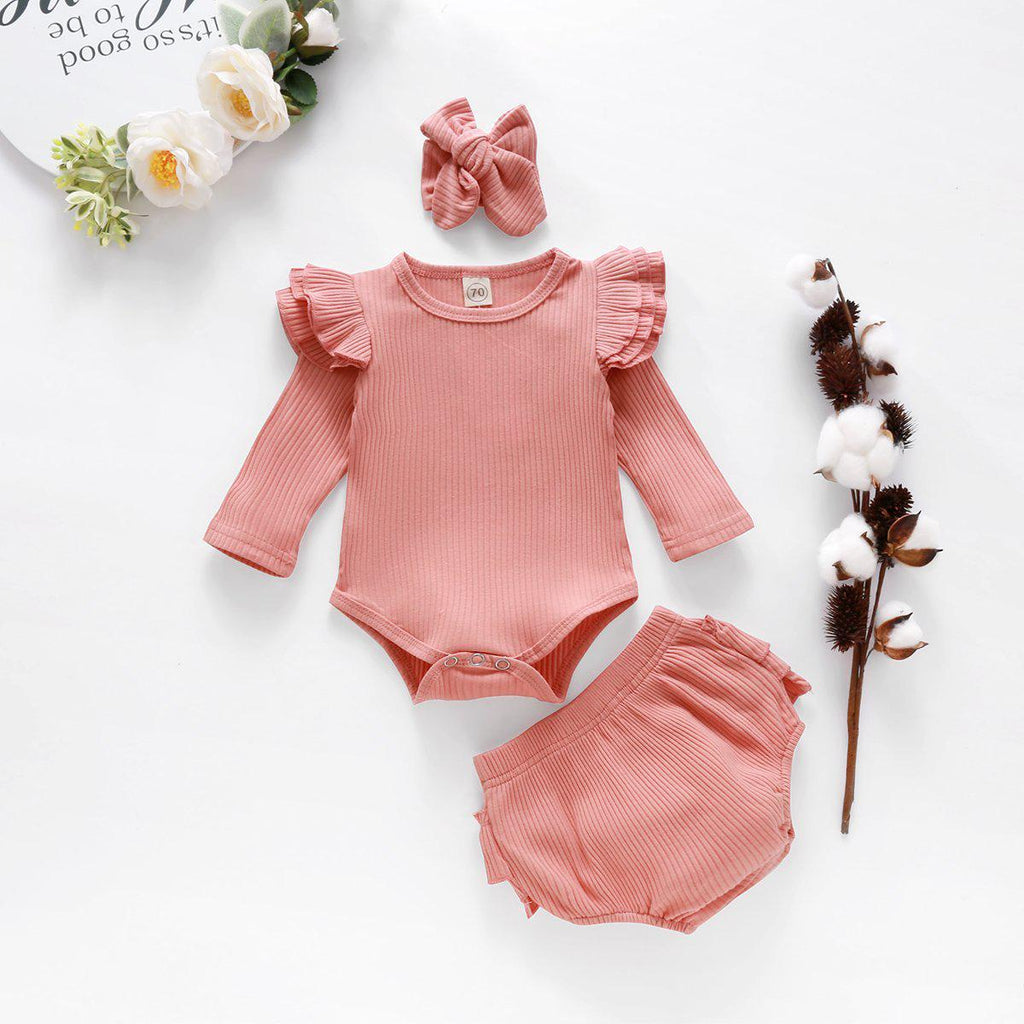 Baby Girl Pure Cotton Sets
