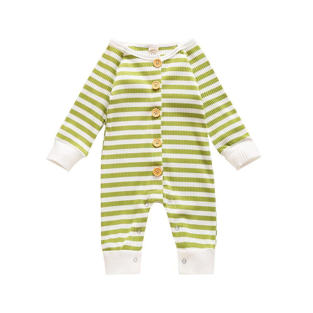 Baby Striped Cotton Sets