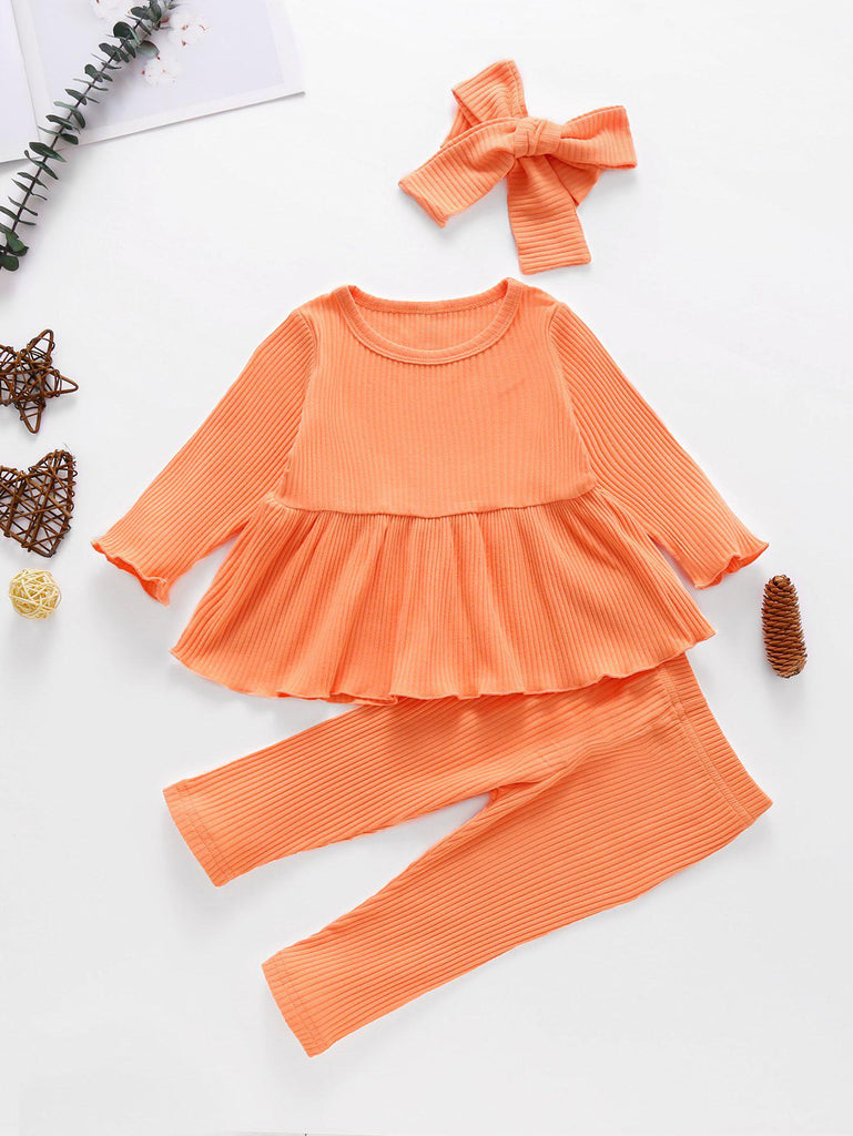 2-piece Baby Pure Cotton Set